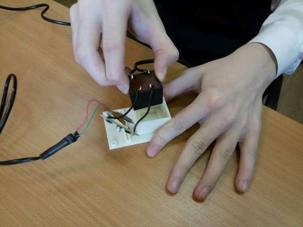 Ученик московской школы разработал ортез, позволяющий ускорять заживление переломов на 30%