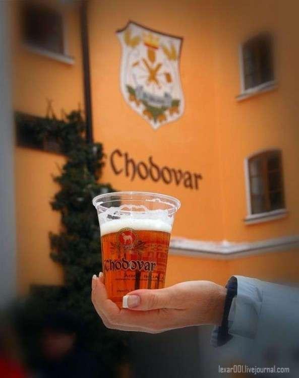 Чешская пивная мечта