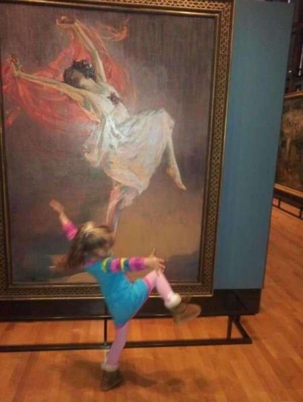 60 примеров того, как жизнь подражает искусству