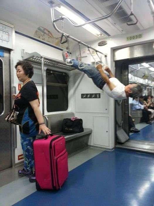 Всё-таки, странные они, эти японцы