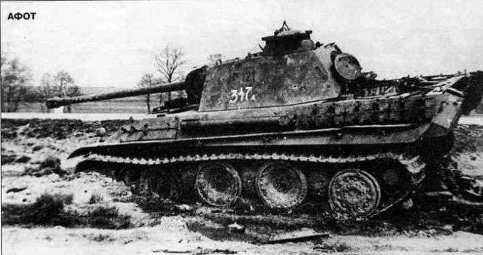 Последнее наступление немецкой армии, когда эсэсовцев умыли кровью