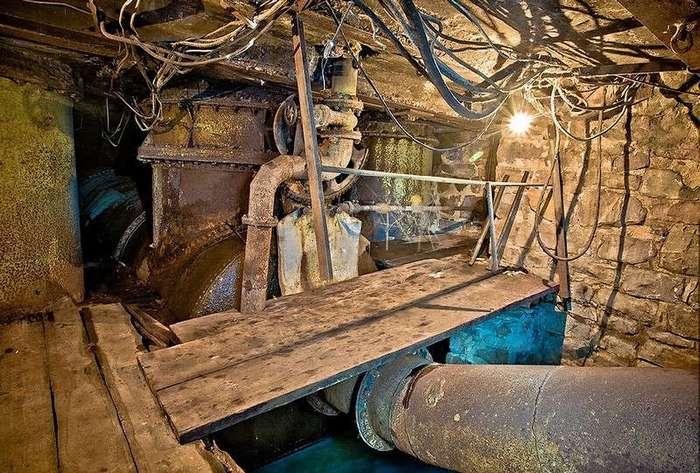 Превращая воду в свет. Столетняя Порожская ГЭС
