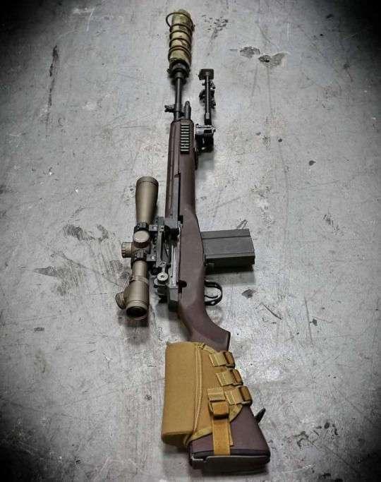 Оружейные ништяки