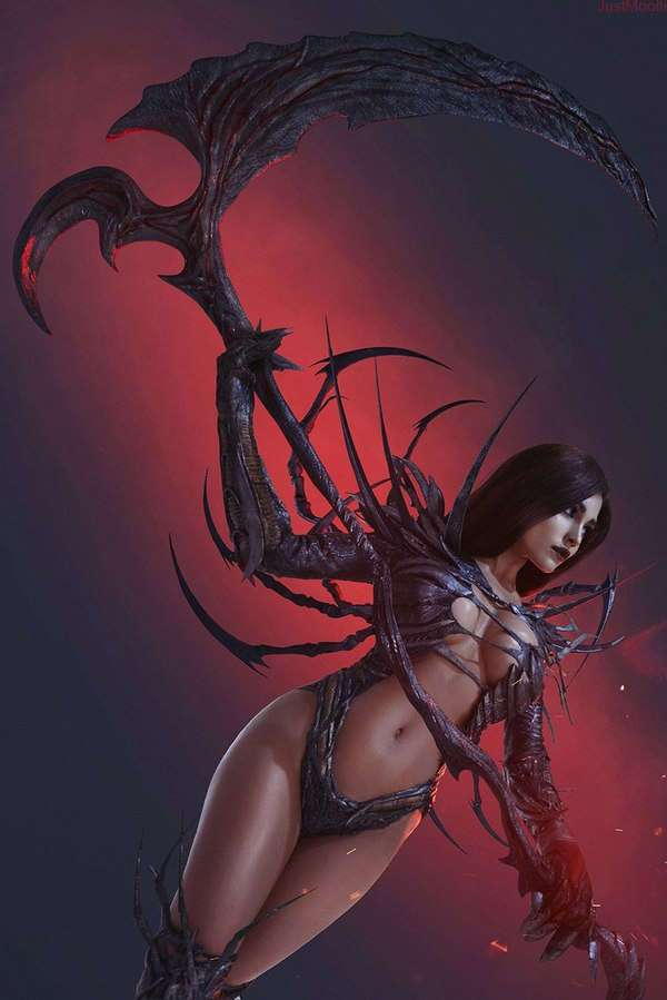 САРА ПЕЦЦИНИ (WITCHBLADE)