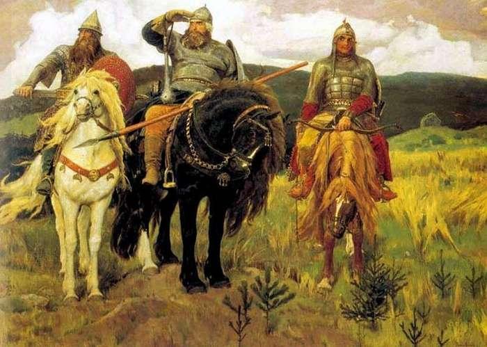 Илья Муромец - былинный богатырь или реальный человек ?