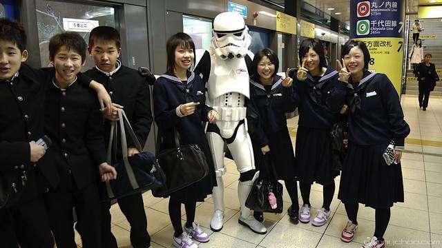 Интересные факты о японских школах