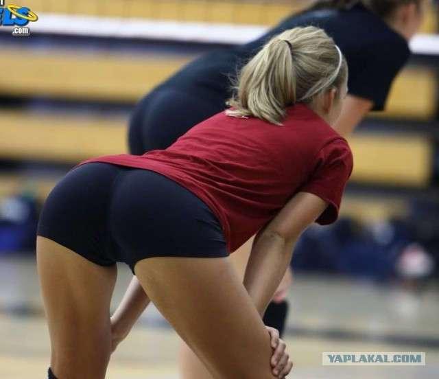 Люблю женский волейбол