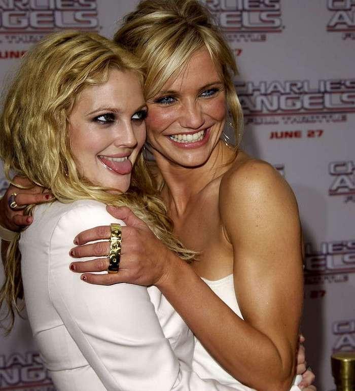 Какая она, женская дружба знаменитостей?