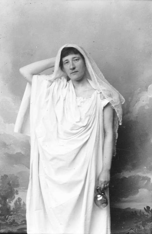 Пародии на гендерные роли конца 19-го века