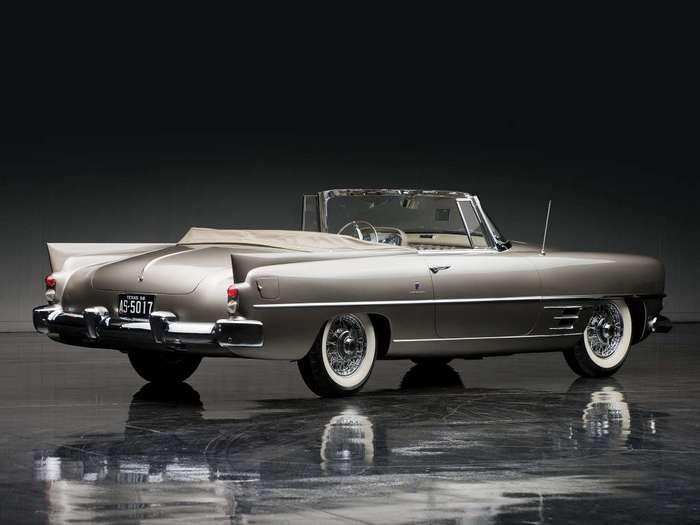 Dual-Ghia: автомобиль для Рейгана и Синатры