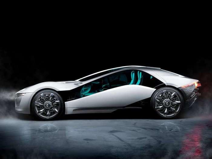 Фантастическая Alfa Romeo Pandion