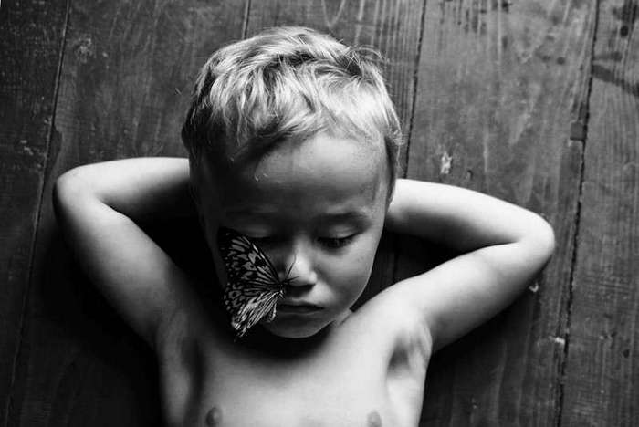 Самые впечатляющие снимки детей 2016 года