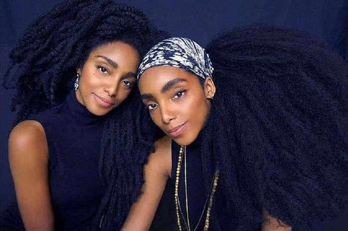 Прекрасные девушки с натуральнми волосами, которых они когда-то стыдились