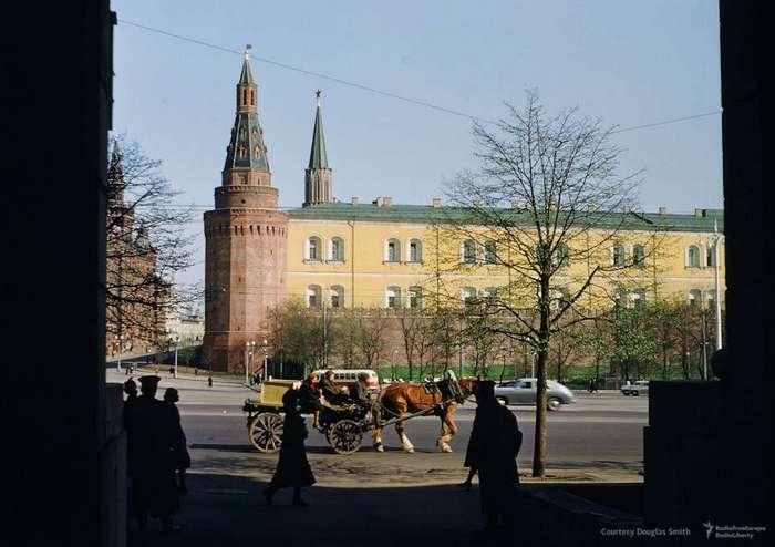 Разрыв шаблона: ДОРОГИ СССР 1950-Х ГЛАЗАМИ АМЕРИКАНСКОГО ШПИОНА