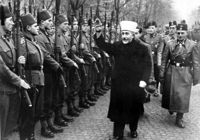 Мусульманские батальоны СС во Второй мировой войне