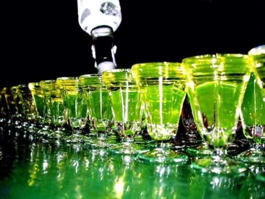 Что будет, если выпить абсент