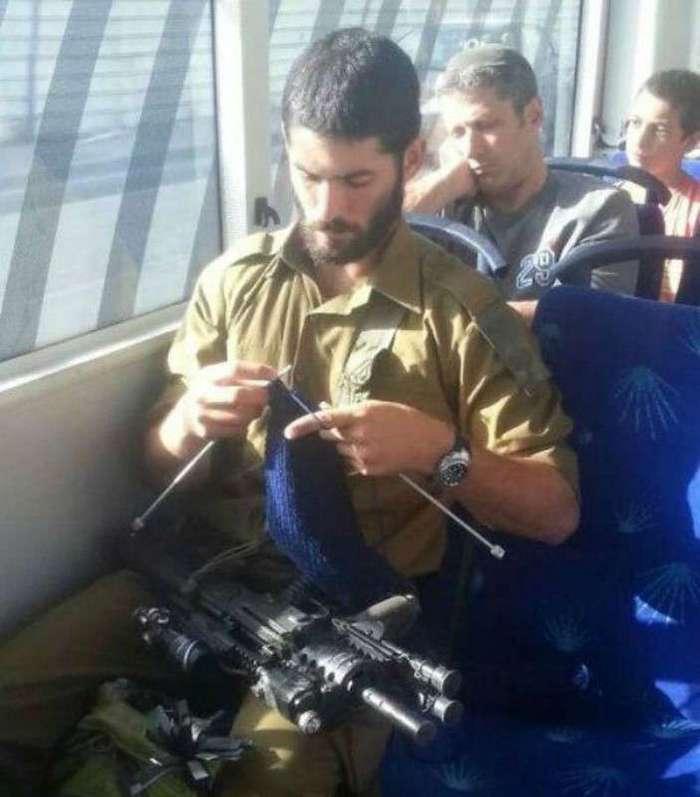 Это Израиль, детка