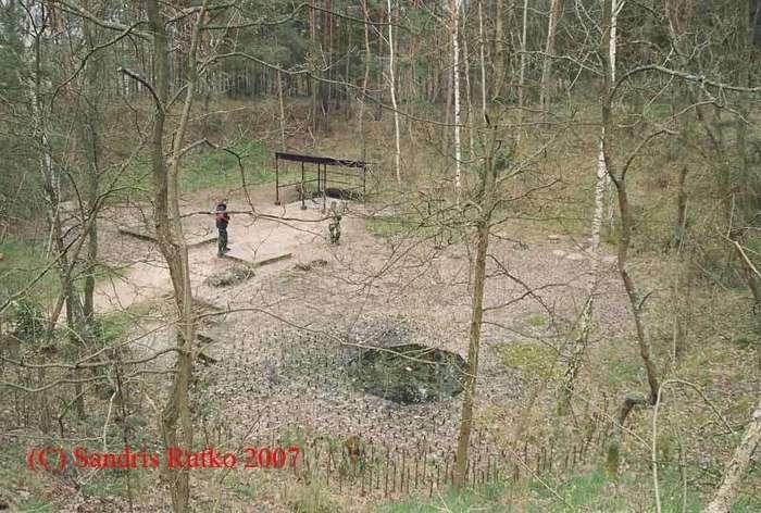 Тайны Третьего Рейха: -Лагерь дождевого червя-