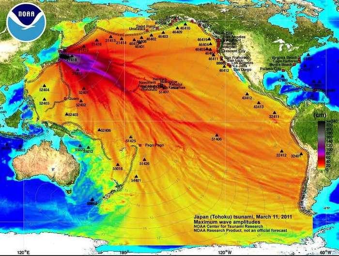 Как это было: хроники самого смертоносного цунами в Японии