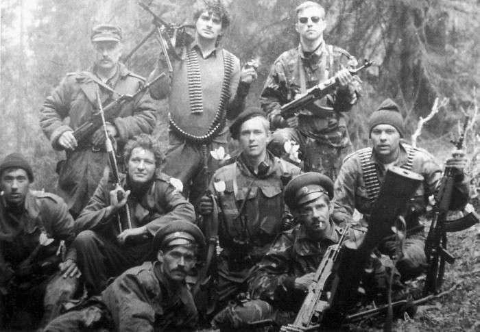 -Белые волки-: как русские добровольцы воевали в Югославии