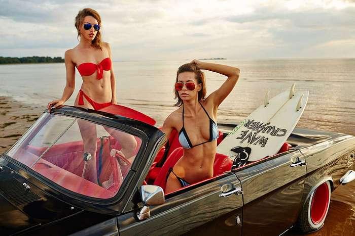 Волга-волга, или невероятные примеры тюнинга ГАЗ-2