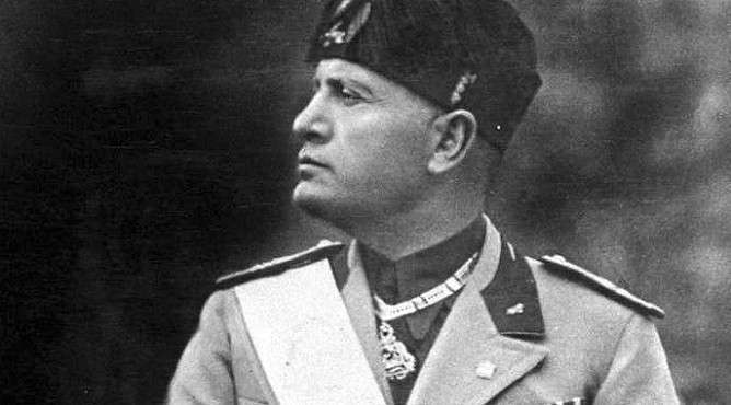 Бенито Муссолини: судьба первого фашиста