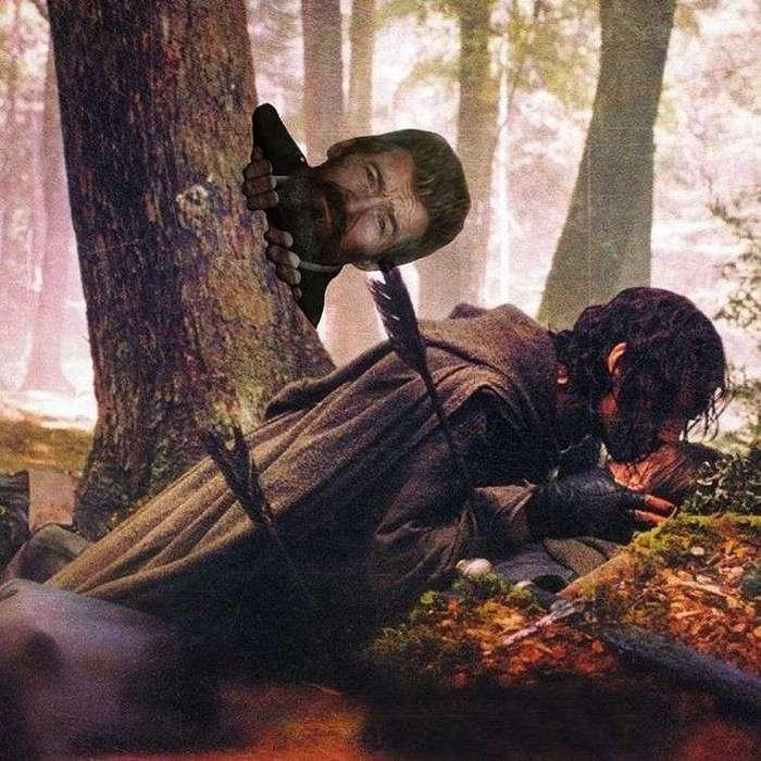 Боги фотошопа поиздевались над Хью Джекманом в роли Росомахи