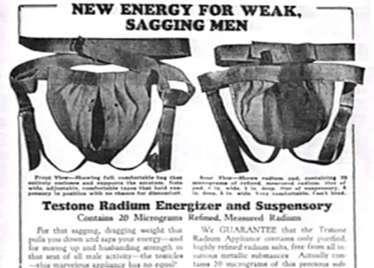 Радиоактивные и другие смертельно опасные лекарства
