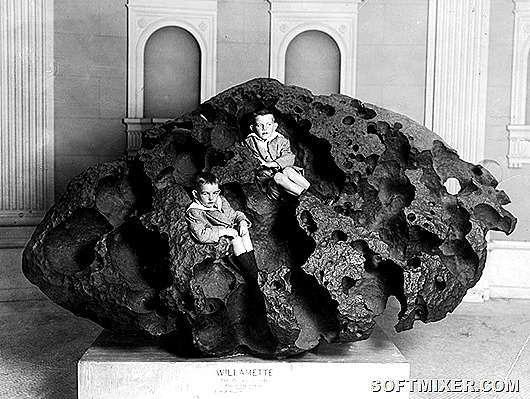 Как украсть метеорит…
