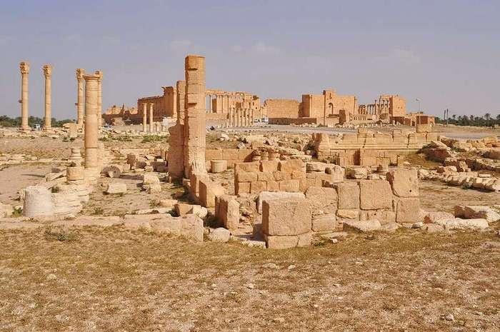 Какой была древняя Пальмира