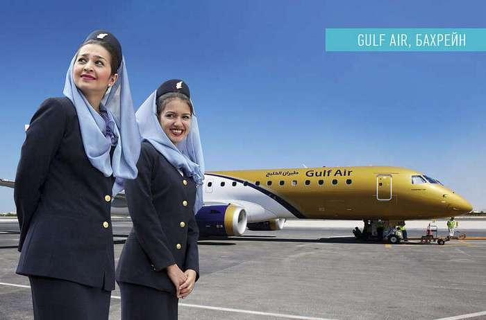 Небесная мода: Как одеваются стюардессы разных стран