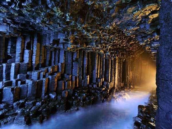 Самые завораживающие пещеры мира