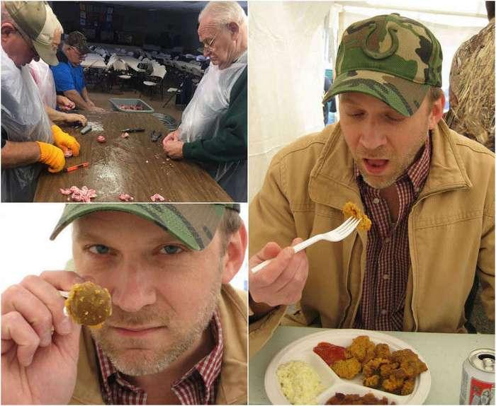 Ежегодный фестиваль поедания яичек крупного рогатого скота