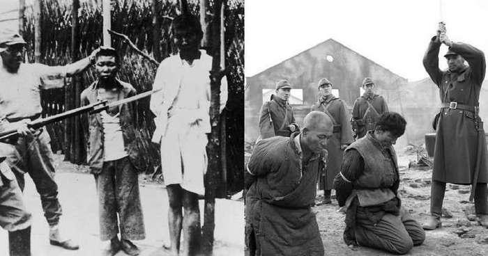 Страшные преступления японцев во время Второй мировой!