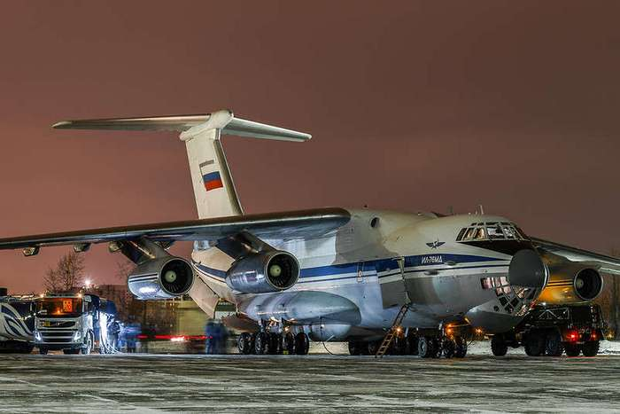 Рабочая лошадка ВТА – Ил-76