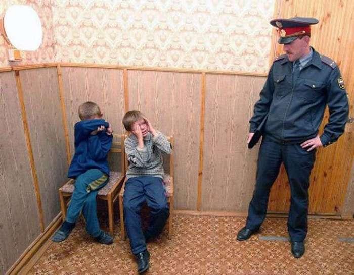 Россиян начнут сажать в тюрьму с 12-летнего возраста