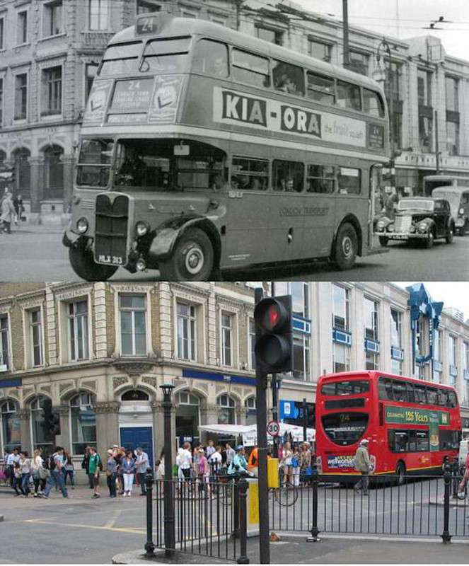 Лондонград начала прошлого века и сейчас