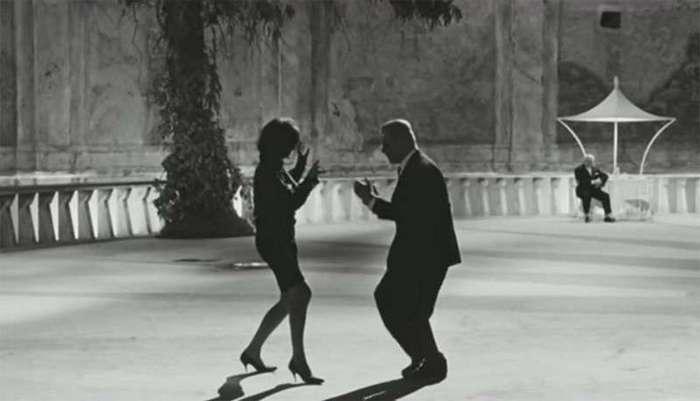 Как снимали танец Джона Траволты и Умы Турман в -Криминальном чтиве-