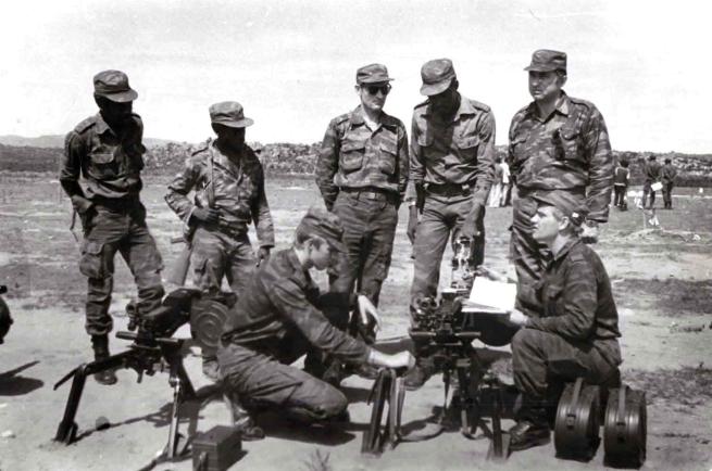 Шесть рассекреченых операций спецназа ГРУ СССР