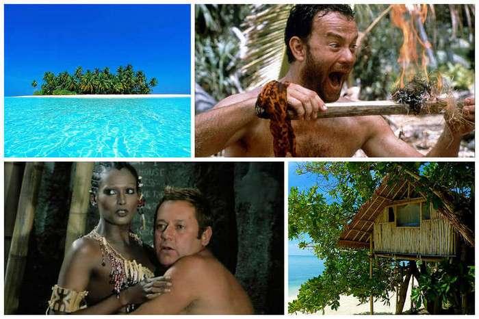 Что вы будете делать на необитаемом острове?