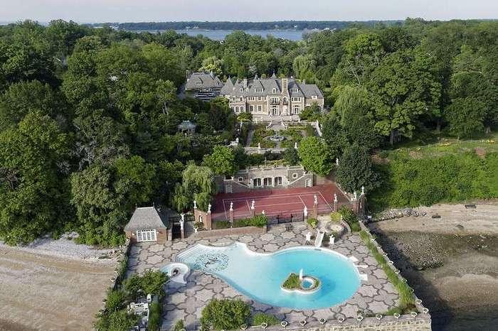Как жил миллиардер-эмигрант из СССР в этом сногсшибательном особняке за 85 млн. долларов