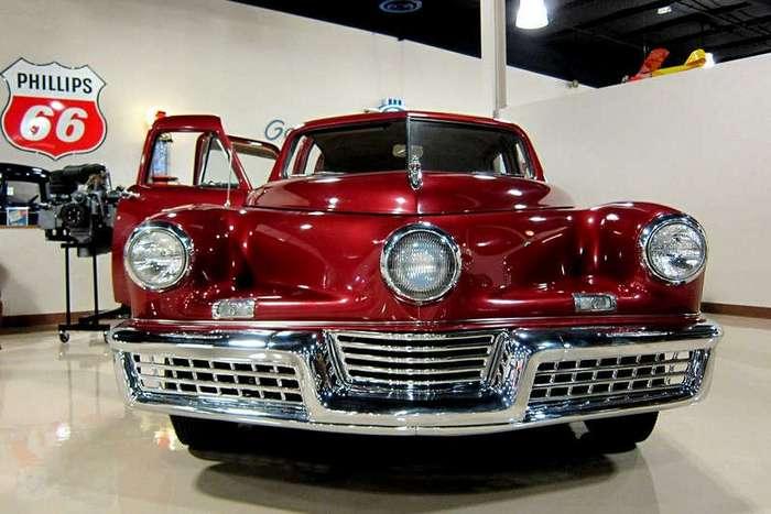 История создания автомобиля -завтрашнего дня-