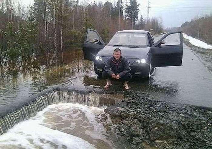 Страшный сон россиянина - весна