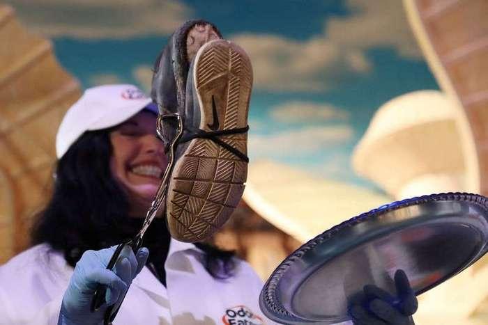 Обладателем самых вонючих кроссовок стал подросток с Аляски