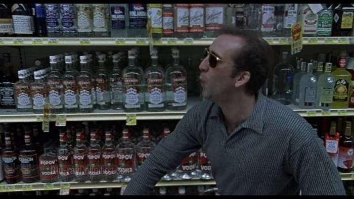 Сцены из фильмов, снятые с действительно пьяными актёрами