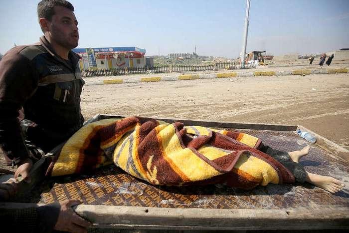 Фото, сделанные в Ираке на прошлой неделе
