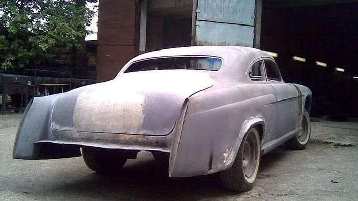 Уникальная американская -Волга- купе из Одессы