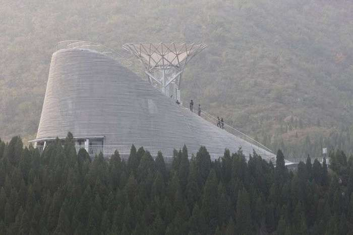Храм летающих монахов Шаолинь