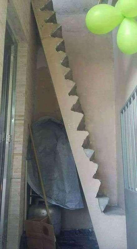 Такой дизайн опасен для жизни и здоровья!