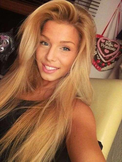 Фото самых красивых девушек. Чертовски красивые с ШИКарными формами 020417-98-55